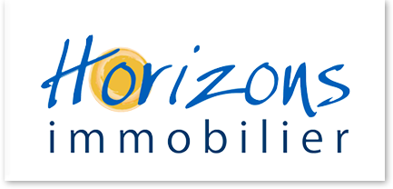 Logo Horizons Immobilier